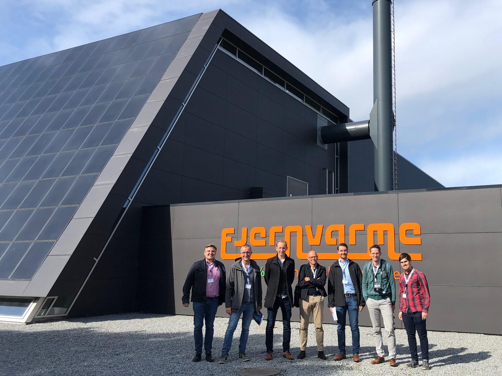 Fachexkursion: Solarthermie in dänischen Fernwärme-Systemen